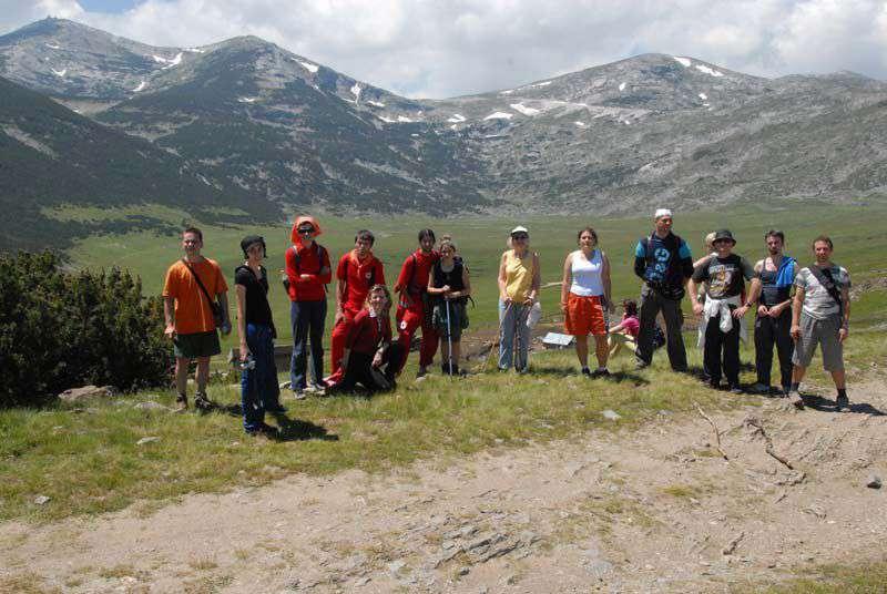 Планинарска забава на Бегово поле 10