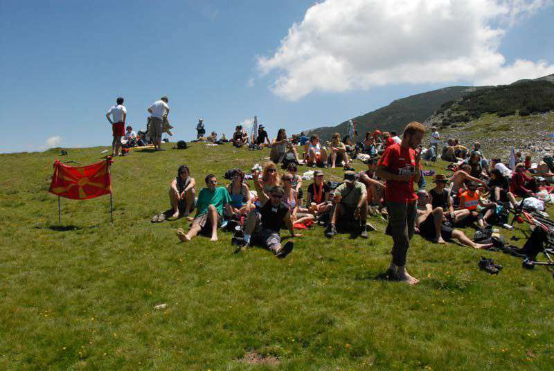 Планинарска забава на Бегово поле 14