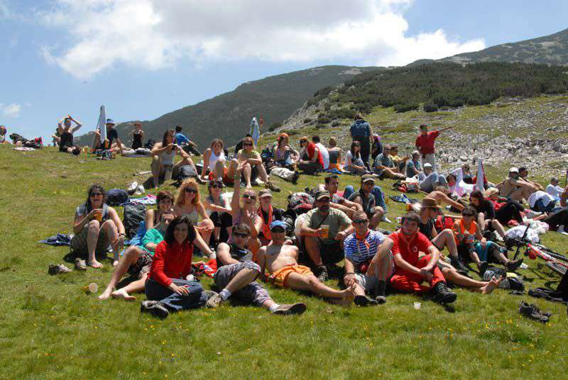 Планинарска забава на Бегово поле 17