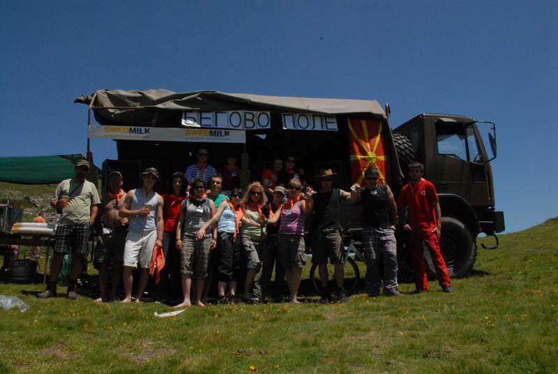 Планинарска забава на Бегово поле 19