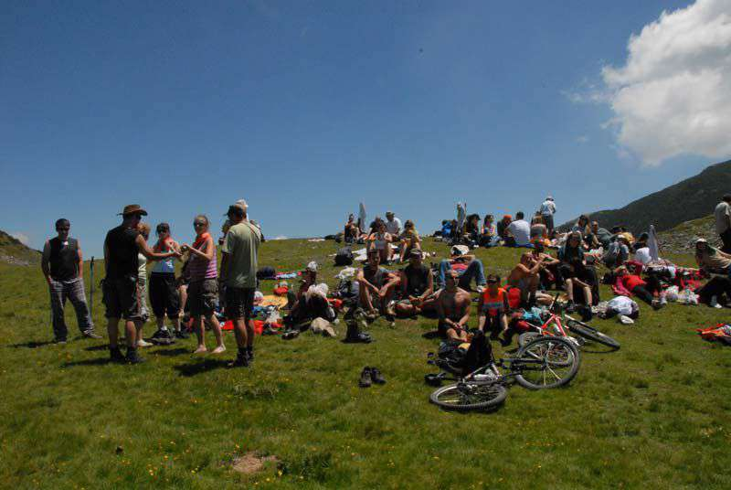 Планинарска забава на Бегово поле 20