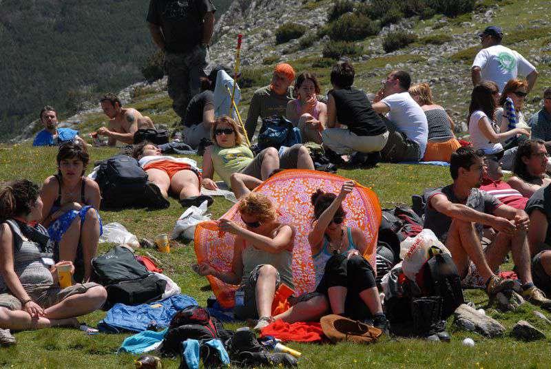 Планинарска забава на Бегово поле 23