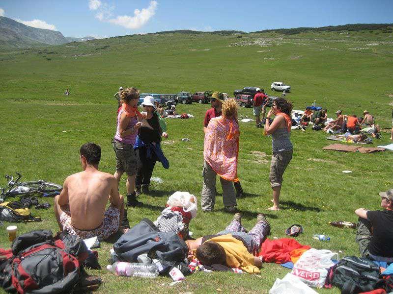 Планинарска забава на Бегово поле 25
