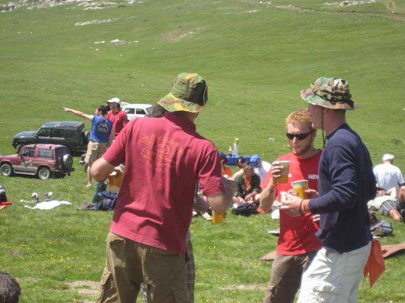 Планинарска забава на Бегово поле 27