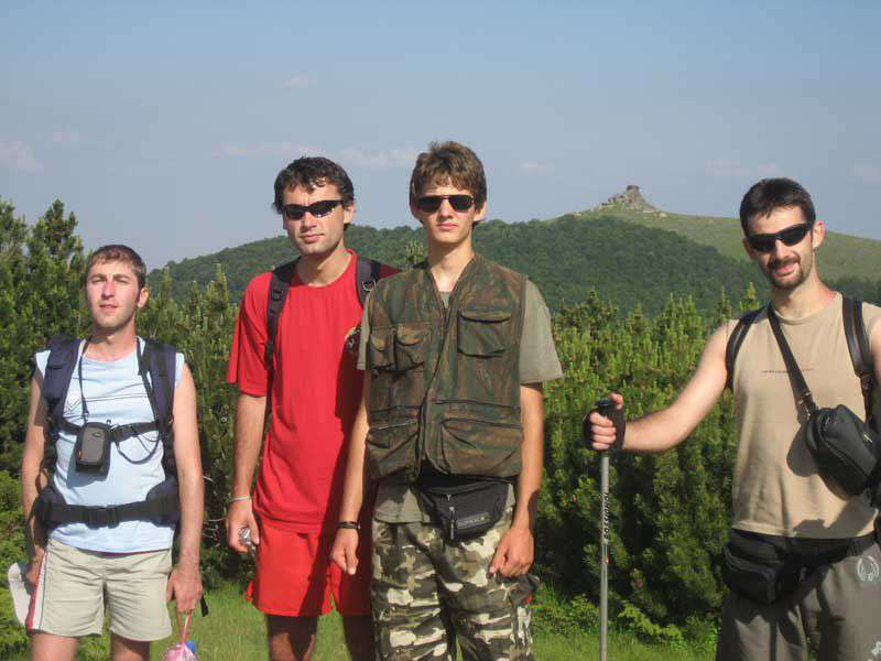 Планинарска забава на Бегово поле 31