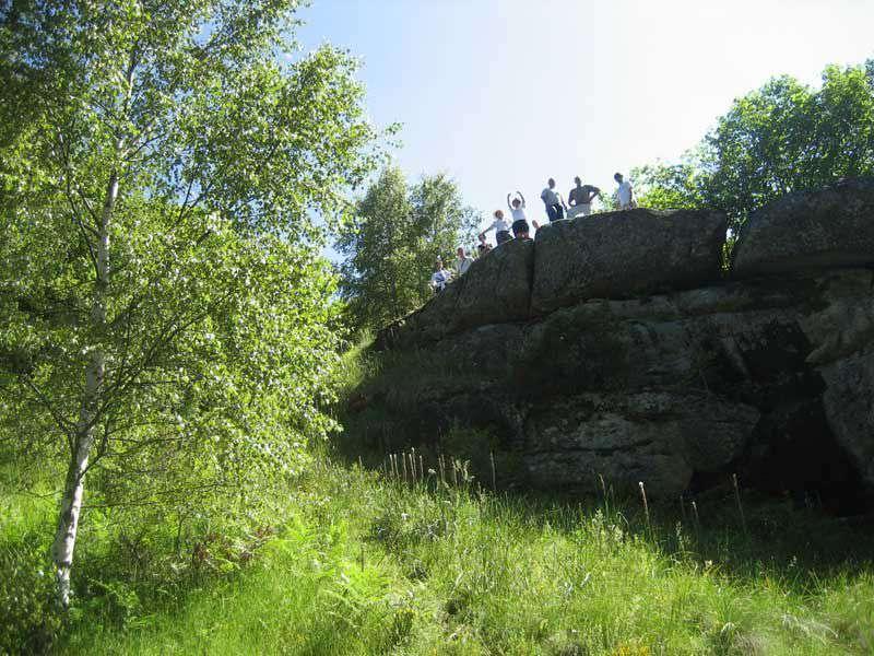 Планинарска забава на Бегово поле 36