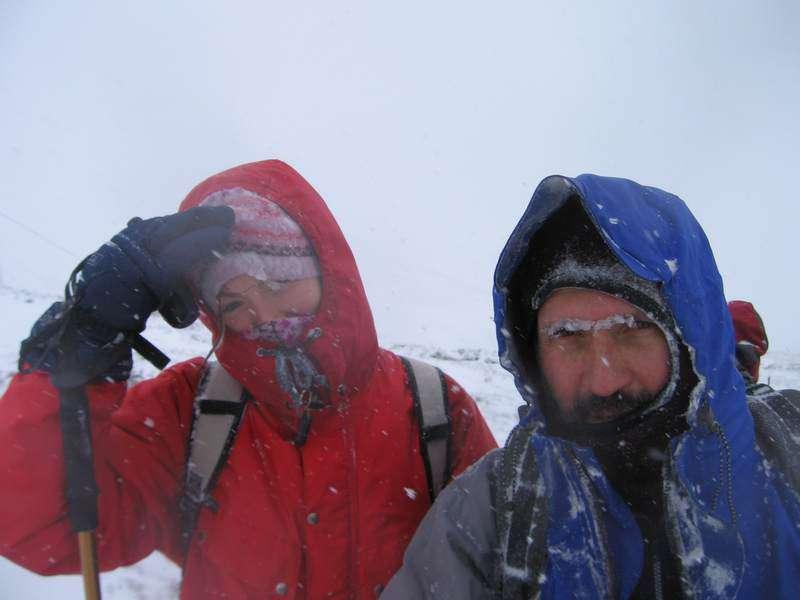 Прво зимско качување – Церипашина 13