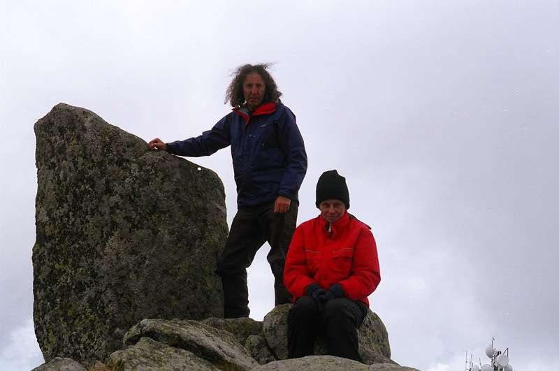 Рила (Мусала) и Витоша (Црн врв), 26 – 30.09.2008 1