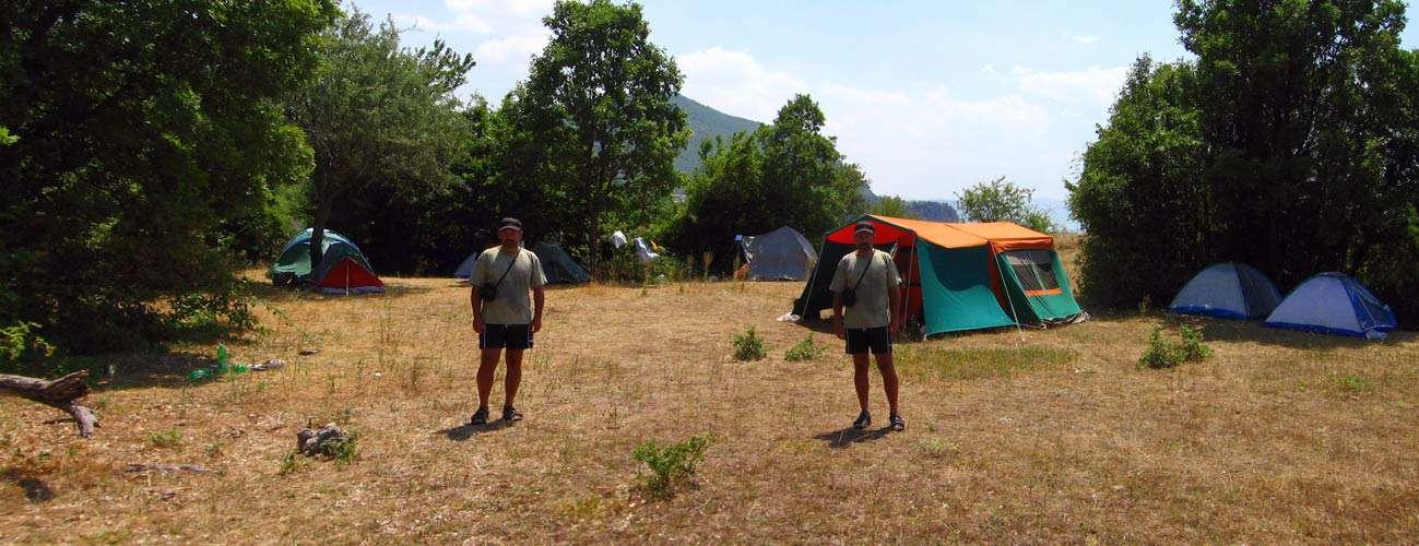 """Спортско-качувачки камп """"Трпејца 08"""" 0"""