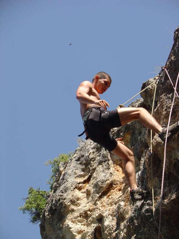 """Спортско-качувачки камп """"Трпејца 08"""" 10"""