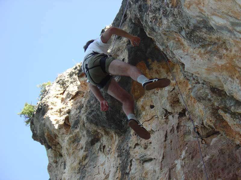 """Спортско-качувачки камп """"Трпејца 08"""" 21"""