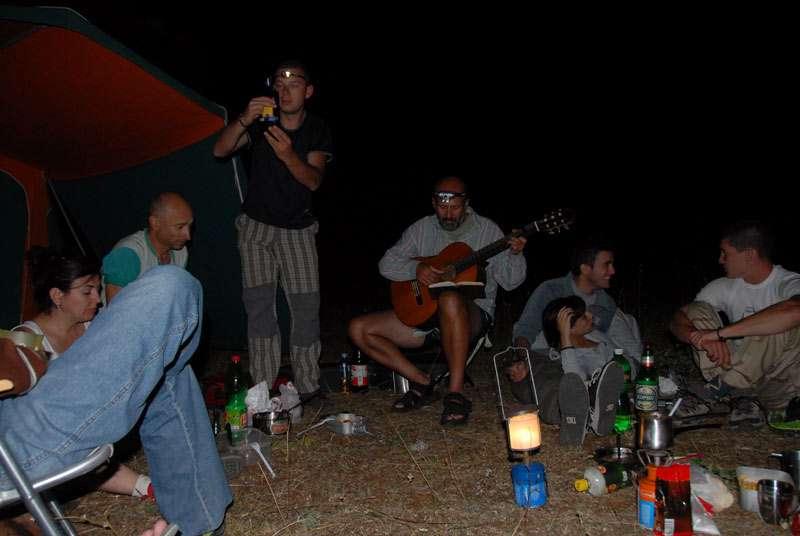 """Спортско-качувачки камп """"Трпејца 08"""" 49"""