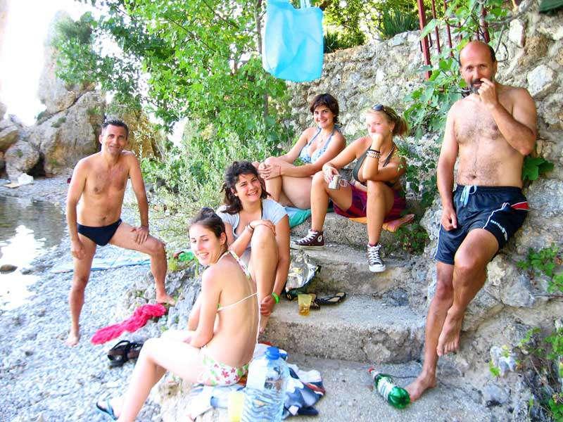 """Спортско-качувачки камп """"Трпејца 08"""" 54"""