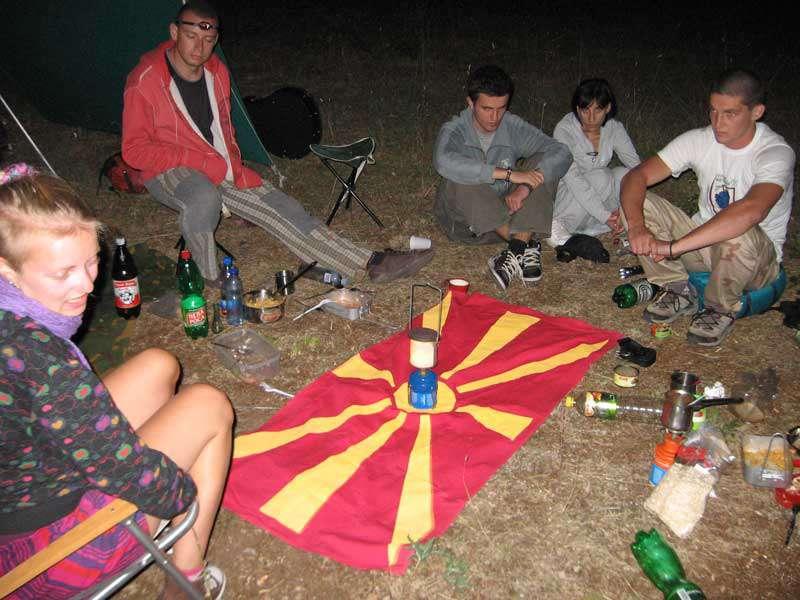"""Спортско-качувачки камп """"Трпејца 08"""" 63"""