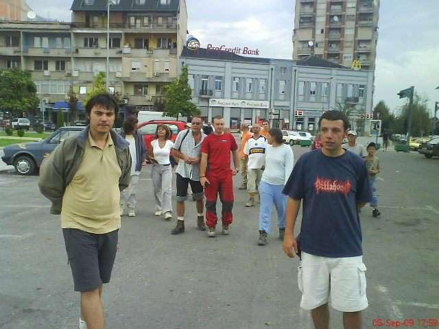 Од три останаа два врва Љуботен и Кораб 04 – 06.09.2009 21