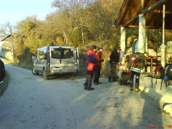 Искачување на Љуботен по повод : Денот на ослободувањето на Скопје – 13.11.2011 1