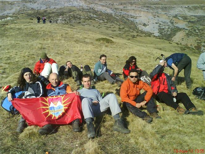 Искачување на Љуботен по повод : Денот на ослободувањето на Скопје – 13.11.2011 5