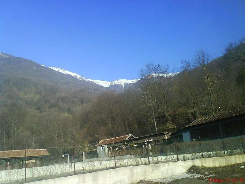 с. Беловиште – Беловишки водопади – Пирибег 13.03.2011 1