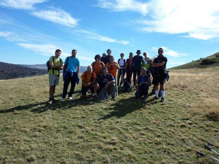 Искачување на Езерски Врв со екипата на Бекстејџ 5