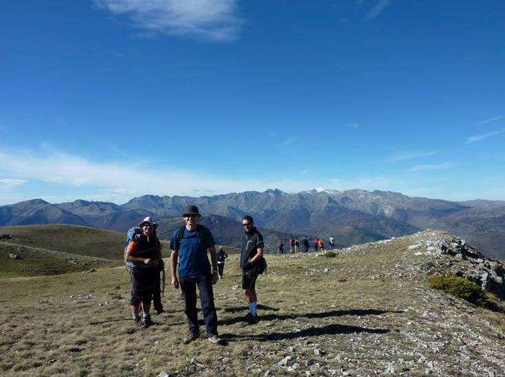 Искачување на Езерски Врв со екипата на Бекстејџ 6