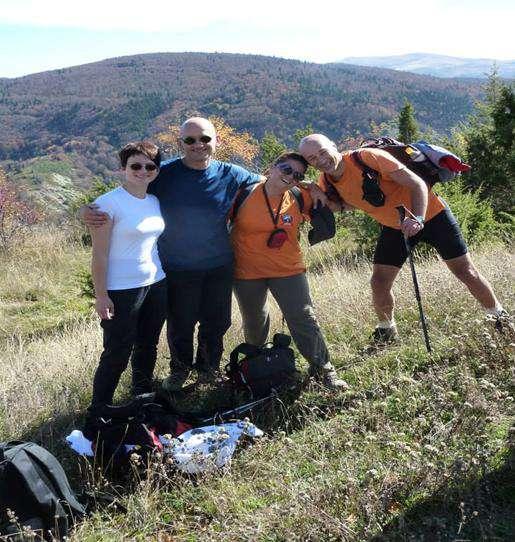Искачување на Езерски Врв со екипата на Бекстејџ 7