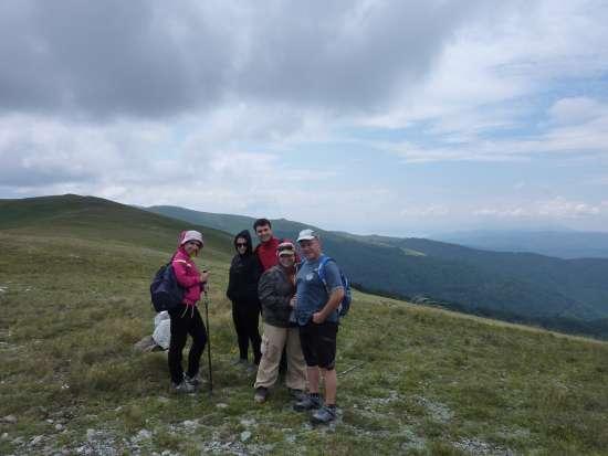 Викенд на Илинска планина, Лиска 1908 мнв и Плаќенски врв 1860 мнв 1