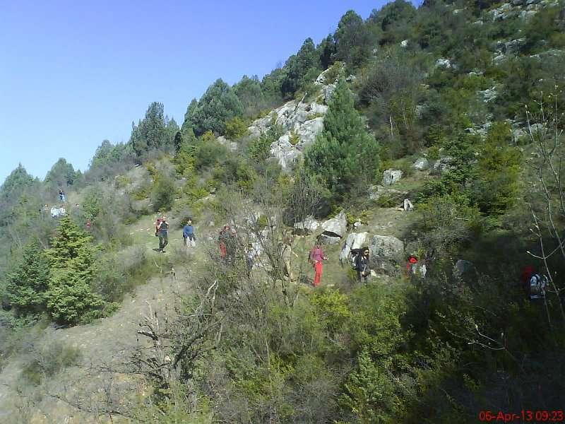 Кожле – Карабуниште 06 – 07.04.2013 2