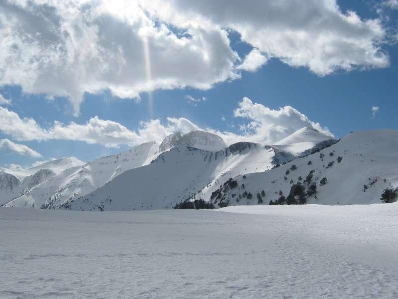 Зимско искачување на Митикас (Олимп) 22-23.03.2013 1