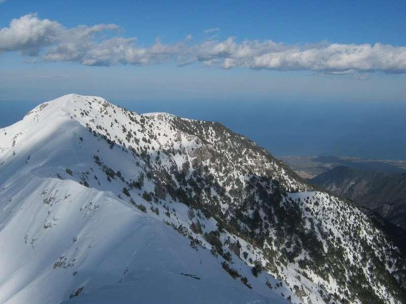 Зимско искачување на Митикас (Олимп) 22-23.03.2013 2