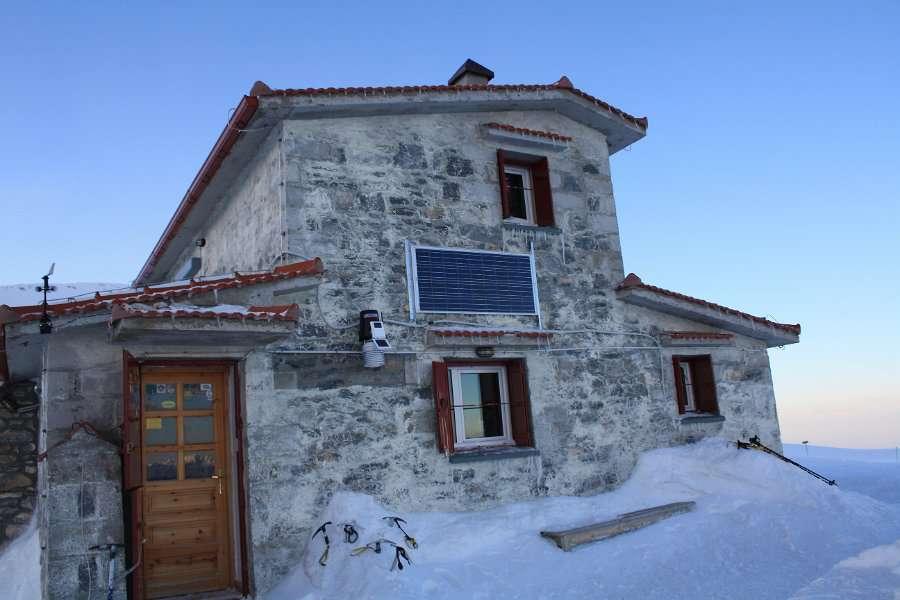 Зимско искачување на Митикас (Олимп) 22-23.03.2013 5