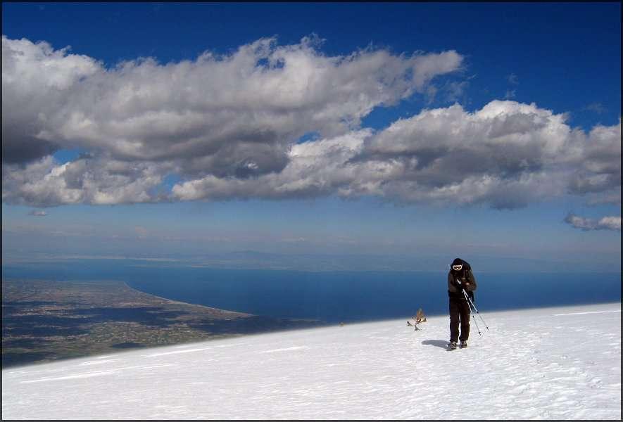 Зимско искачување на Митикас (Олимп) 22-23.03.2013 8