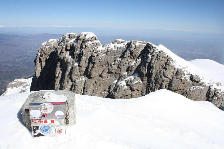 Зимско искачување на Митикас (Олимп) 22-23.03.2013 9