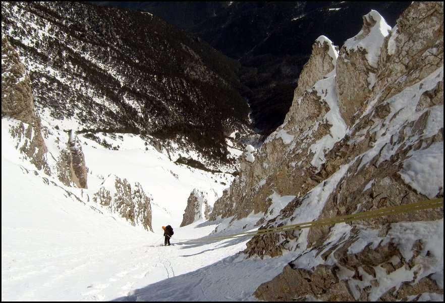 Зимско искачување на Митикас (Олимп) 22-23.03.2013 13