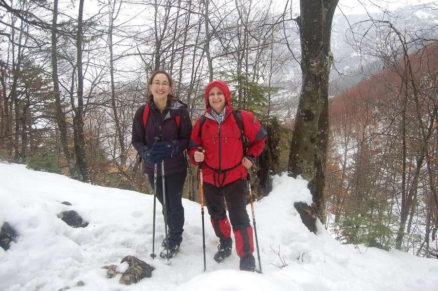 Искачување до долината под Миленков Камен 5