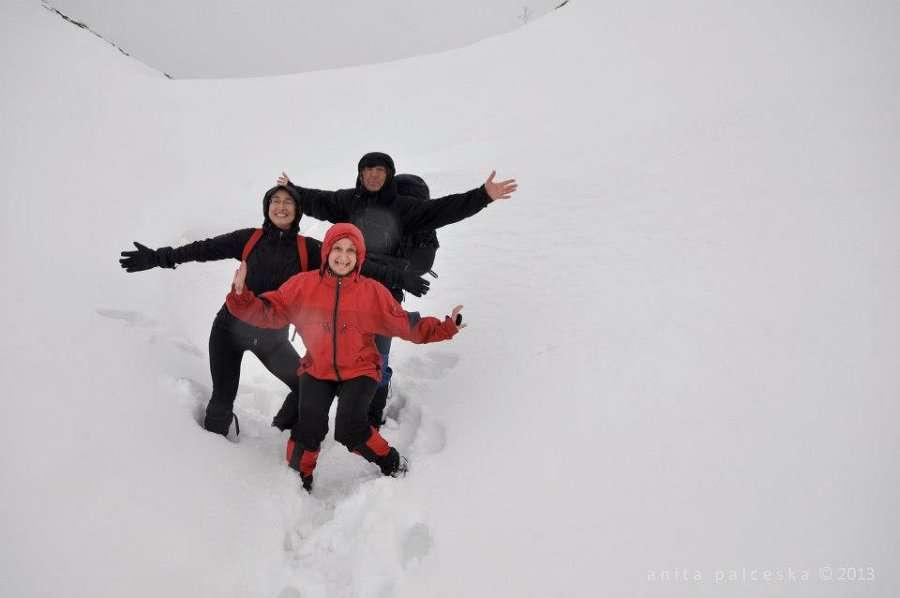Искачување до долината под Миленков Камен 11