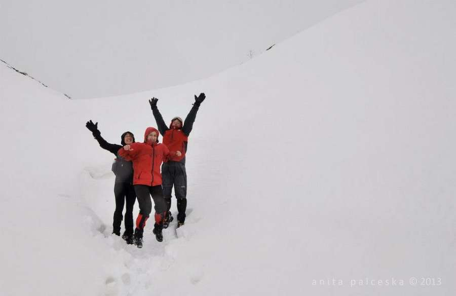 Искачување до долината под Миленков Камен 12