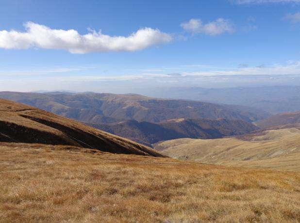 Врв Руен (2.251 мнв) Осоговски планини 03.11. 2013 1