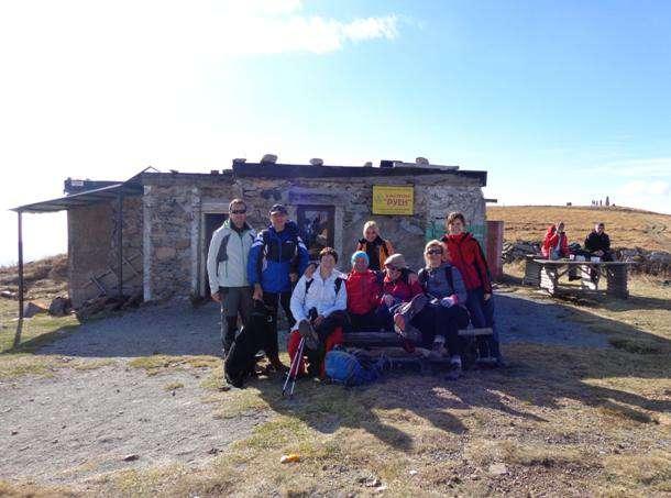 Врв Руен (2.251 мнв) Осоговски планини 03.11. 2013 3