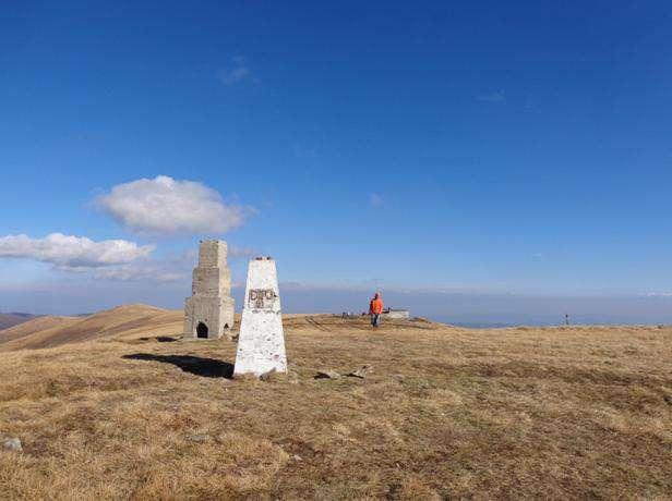 Врв Руен (2.251 мнв) Осоговски планини 03.11. 2013 4
