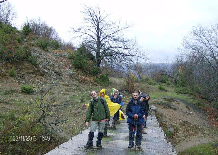 Роденденско искачување на Сандакташ 2