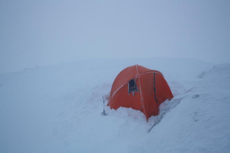 Зимско логорување на Титов Врв 29.11-02.12.2013 4