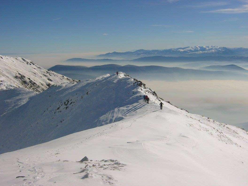 Денот на планината на Доброшки (2.370 м.н.в.) и Езерски Врв (2.580 м.н.в.) 14.12.2014 г. 1