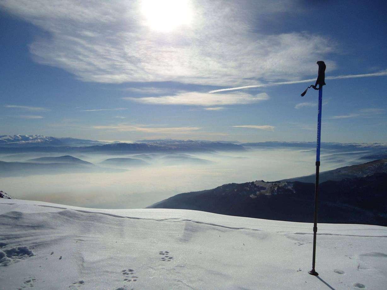Денот на планината на Доброшки (2.370 м.н.в.) и Езерски Врв (2.580 м.н.в.) 14.12.2014 г. 2