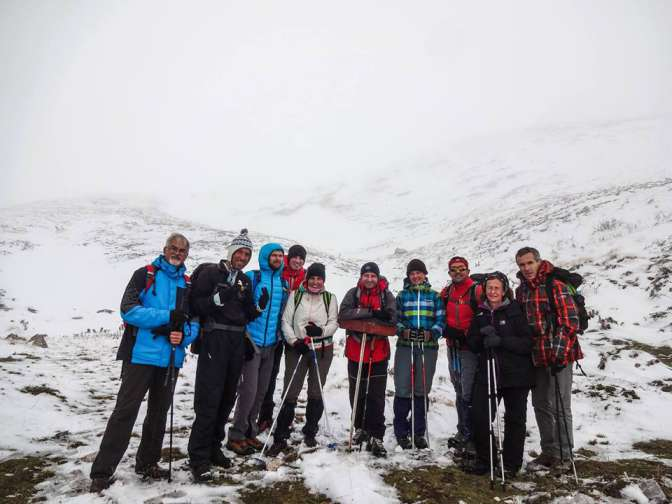 Kружна тура Ливадичко езеро – врв Љуботен (2.499 м.н.в.) 26.10.2014 4