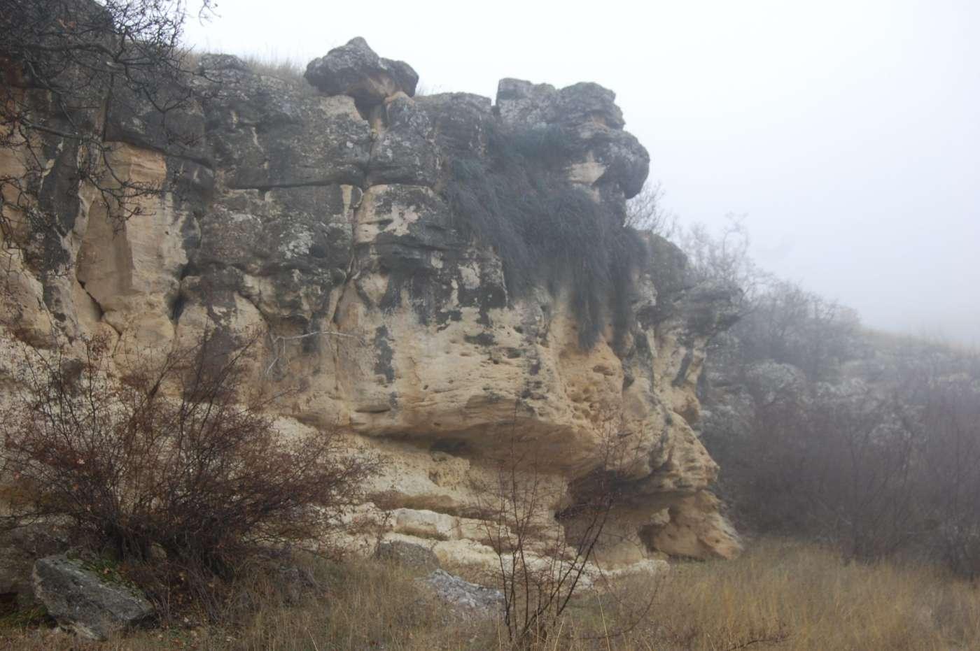Пред Божикна планинарска прошетка Мариово-Трескавец 1