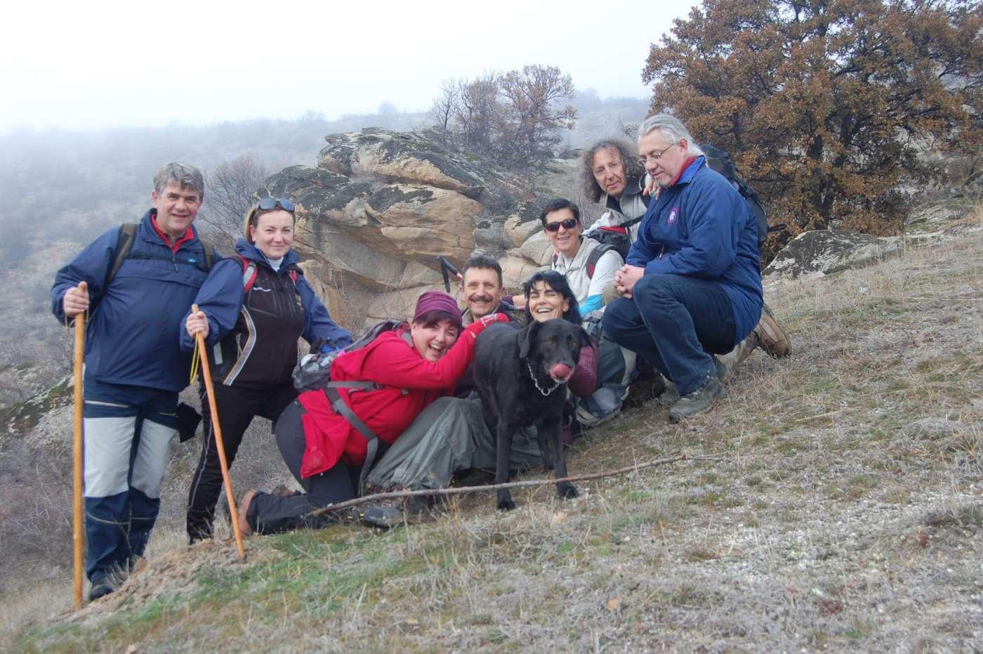 Пред Божикна планинарска прошетка Мариово-Трескавец 2