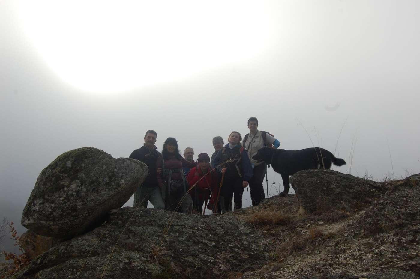 Пред Божикна планинарска прошетка Мариово-Трескавец 4