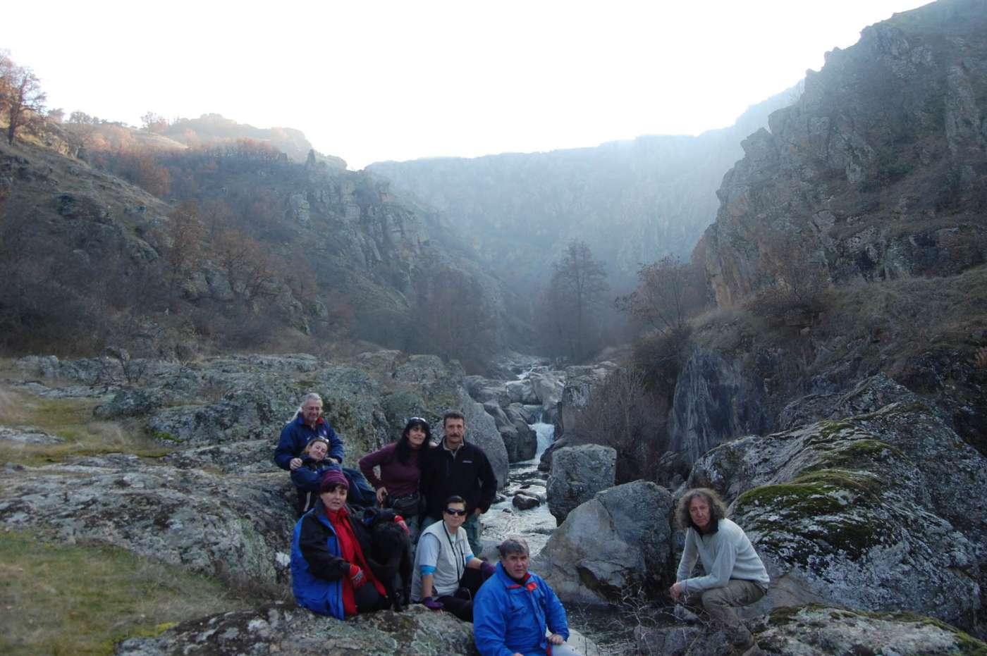 Пред Божикна планинарска прошетка Мариово-Трескавец 9