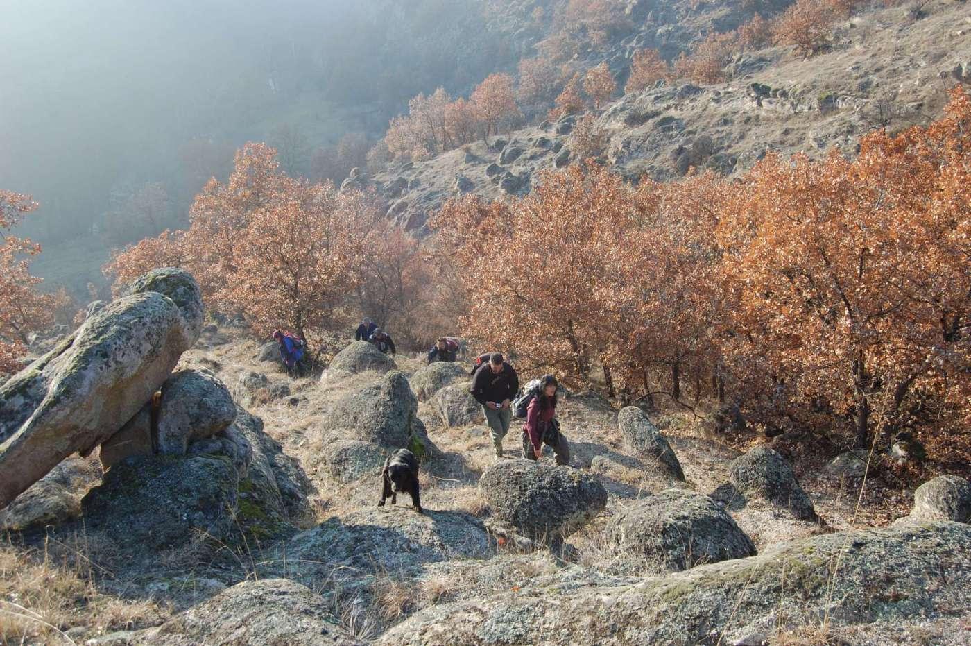 Пред Божикна планинарска прошетка Мариово-Трескавец 10