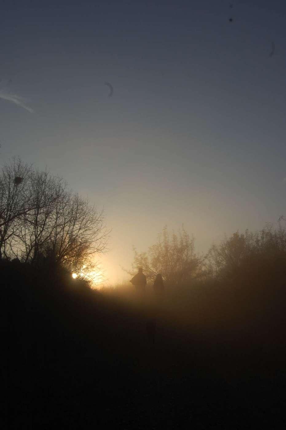Пред Божикна планинарска прошетка Мариово-Трескавец 12